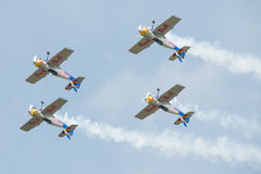 Slovak International Air Fest 2014 Royalty Free Stock Photos