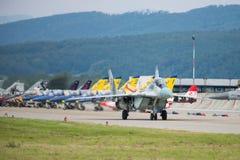 Slovak International Air Fest 2014 Stock Images