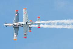 Slovak International Air Fest 2015, Sliac, Slovakia Stock Photos