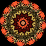 Slovak kaleidoscope #3 Royalty Free Stock Photo