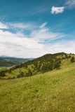 Slovak landscape Royalty Free Stock Images
