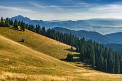 Slovak mountainous landscape Stock Images