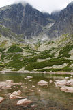 Slovak mountains Royalty Free Stock Image