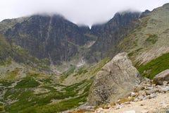 Slovak Mountains Royalty Free Stock Photos
