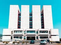 Slovak National Archives building in Bratislava, Slovakia stock images