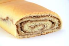 Slovak Nut Roll Stock Photography