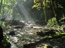 Slovak Paradise. Hiking in the mountains of Slovak Paradise Stock Images