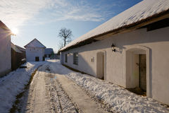 Free Slovak Traditional Architecture. Royalty Free Stock Images - 50140559