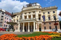 Slovakia - Bratislava Royalty Free Stock Photo