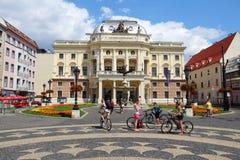 Slovakia - Bratislava Stock Photography
