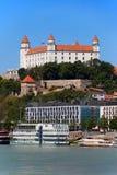 City of Bratislava Stock Photography