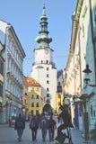 Slovakia, Bratislava Stock Photos