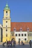 Slovakia, Bratislava Royalty Free Stock Photos