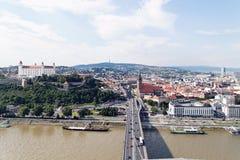 Slovakia, bratislava, skyline Stock Photo