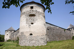 Slovakia - Bzovik castle Royalty Free Stock Photos