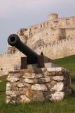 Slovakia castle Stock Image