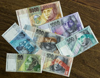 Slovakia crown Royalty Free Stock Photography