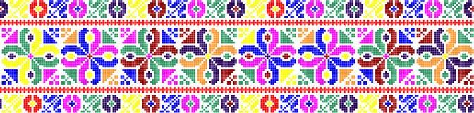 slovakia folk motifs Stock Image