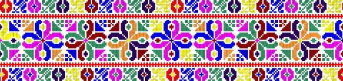 slovakia folk motifs Stock Images