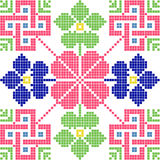 slovakia folk motifs Stock Photo