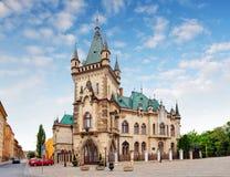 Slovakia, Kosice - Jakabov Palace stock image