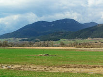 Slovakia Landscape Royalty Free Stock Image