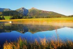 Slovakia mountain - Tatras royalty free stock image