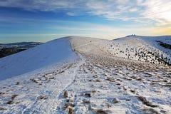 Slovakia mountain at winter - Fatras Stock Photography