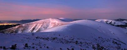 Slovakia mountain at winter - Fatras Stock Photos
