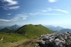 Slovakia Mountains Royalty Free Stock Images