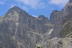 Slovakia mountains Stock Image