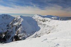 Slovakia nature mountain - Tatras Stock Images