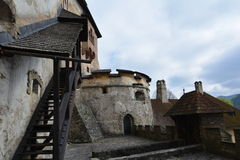 Slovakia. Orava Castle. Royalty Free Stock Image