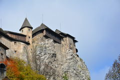 Slovakia. Orava Castle. royalty free stock photo