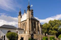 Slovakia Sedlec Ossuary Stock Images