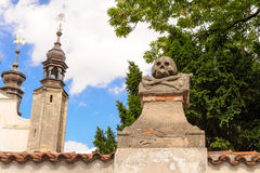 Slovakia Sedlec Ossuary Royalty Free Stock Photos