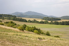 Slovakia - Sitno peak Royalty Free Stock Photo