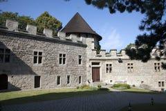 Slovakia - Smolenice castle Royalty Free Stock Images