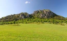 Slovakia spring landscape Stock Photography