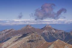 Slovakia, Tatra Mountains, Belianske Tatry Royalty Free Stock Photography