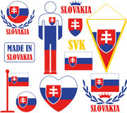 Slovakia Royalty Free Stock Images