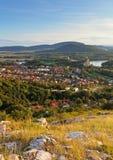 Slovakia Village Devin In Bratislava Stock Photography