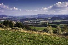 Slovakian krajobrazy Obrazy Royalty Free