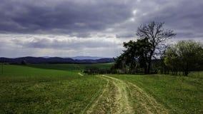 Slovakian krajobrazy Zdjęcie Royalty Free