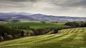 Slovakian krajobrazy Zdjęcia Royalty Free