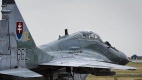 Slovakian MiG-29 Obrazy Stock