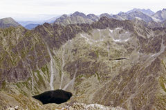 Slovakian mountains Royalty Free Stock Image