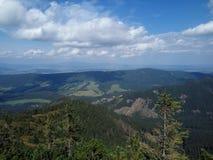 Slovakian mountains Roháče in Orava. The Slovakian mountains Roháče in Orava... Photograped in August 2018 at way back stock photos
