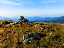 Slovakian Tatrzańskie góry Obraz Royalty Free