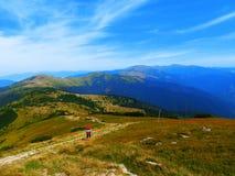 Slovakian Tatrzańskie góry Fotografia Stock
